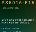Phison présente un nouveau contrôleur E16 SSD qui ouvre la voie à des disque à mémoire flash M.2 NVM