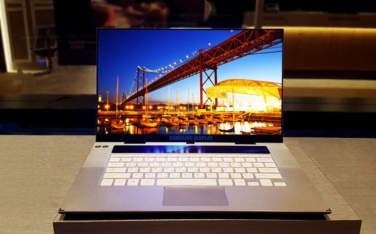 Samsung veut un million de PC portables à écran OLED 4K sans bordure en 2019 O_1d6gbt39nvoj9gae92jlur35b