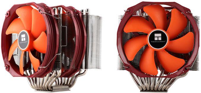Image 1 : Thermalright renforce son ventirad Silver Arrow IB-E Extreme, jusqu'à 320 W
