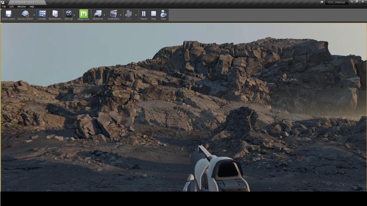 Image 1 : Vidéo : un rendu photoréaliste à 60 ips sur une GTX 1080 Ti !