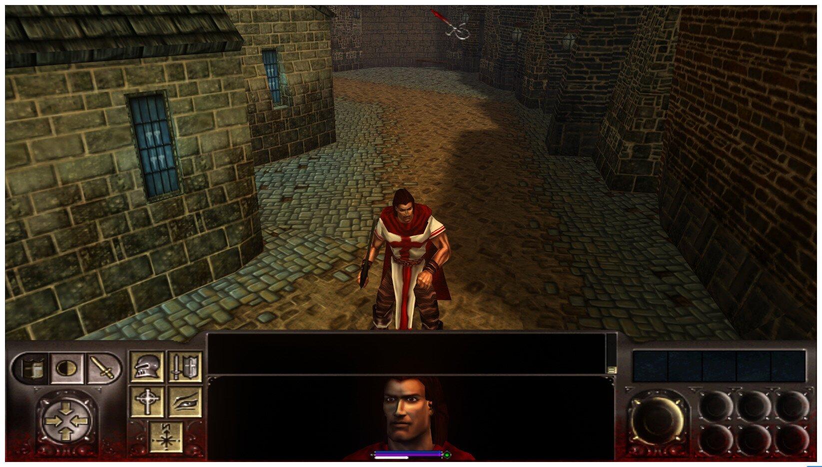 Image 1 : Des textures améliorées par l'IA pour Vampire : The Masquerade Redemption