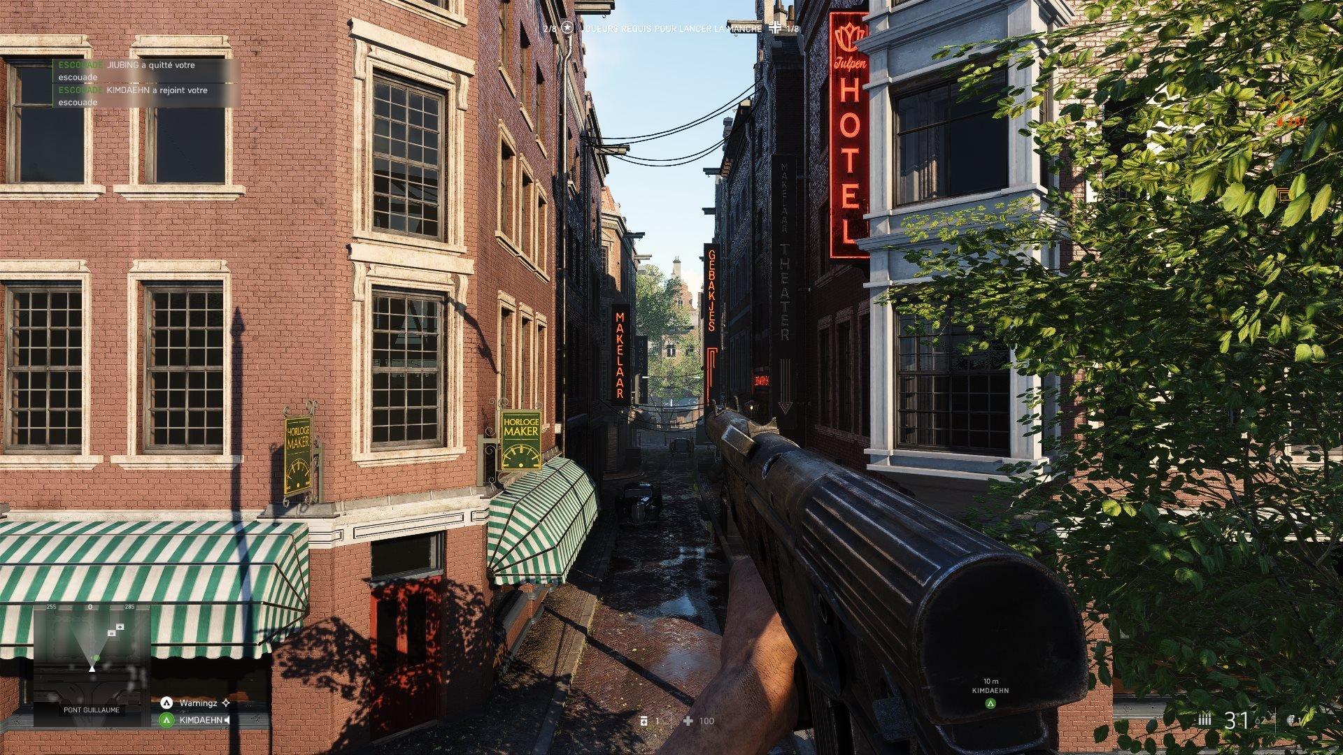 Image 1 : Battlefield 5 améliore ses technos RTX : comparaison des rendus DLSS successifs