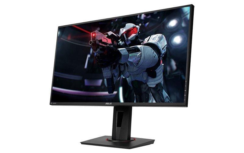 Image 1 : Asus : premiers écrans FHD 165 Hz dits Adaptive Sync, et G-Sync Compatible