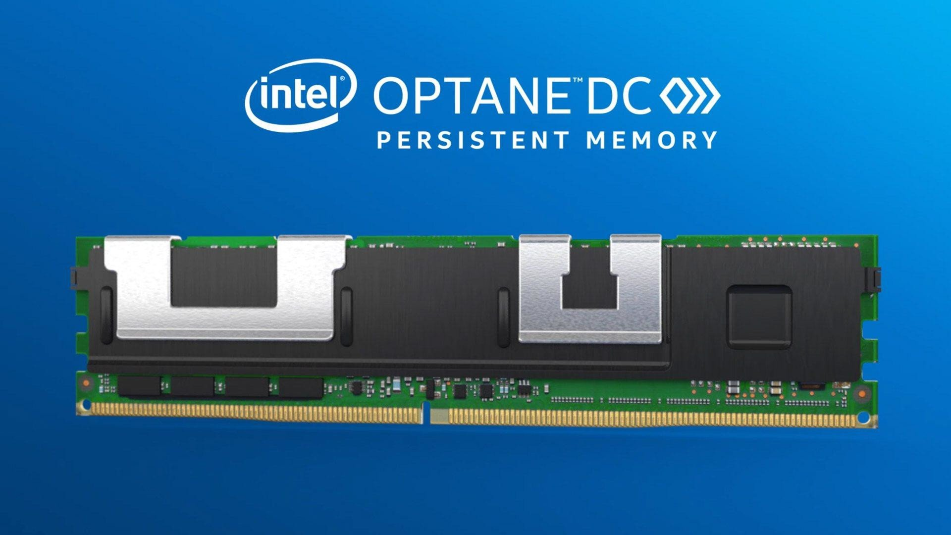 Image 2 : Intel : plus de 7800 dollars pour 512 Go de mémoire Optane non volatile !