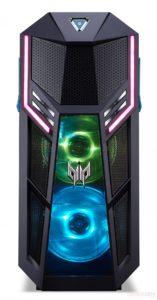Image 2 : Acer : Un Intel i9-9900K dans le Predator Orion 5000