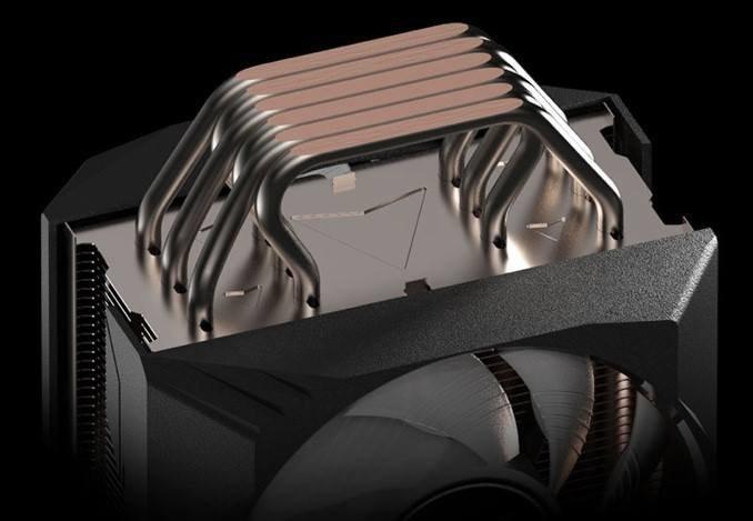 Image 3 : Gigabyte : un nouveau ventirad Aorus, l'ATC800