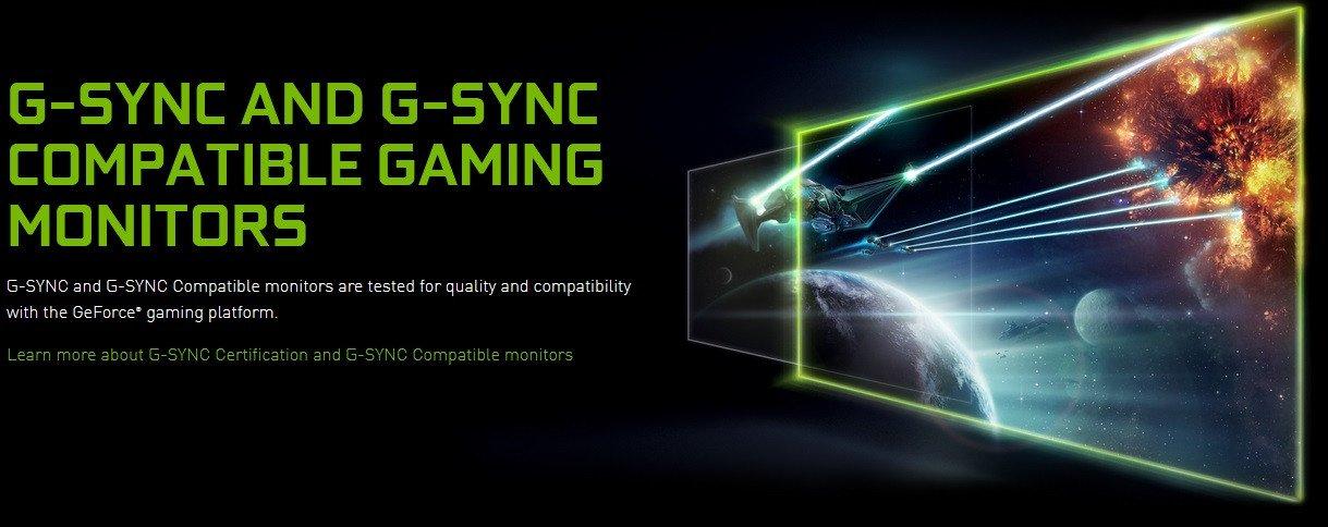Image 2 : NVDIA valide sept autres écrans certifiés Adaptive-Sync !