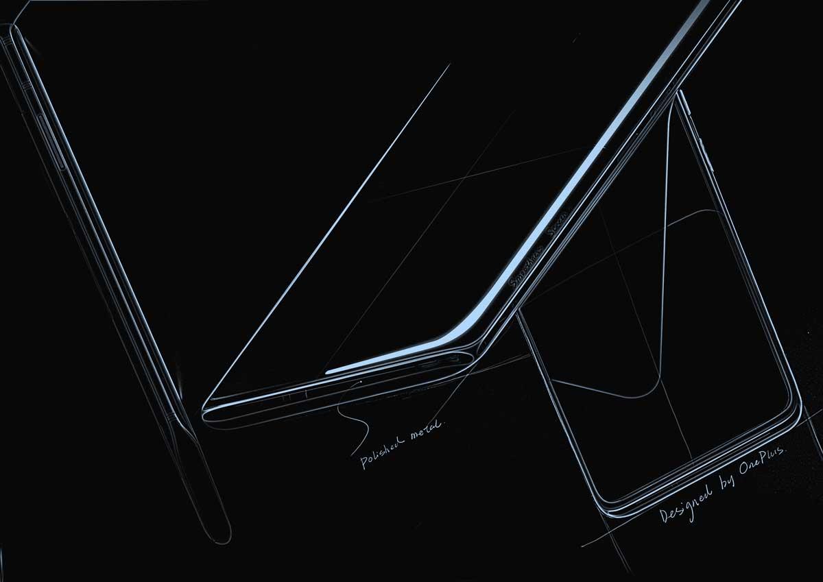 Image 1 : Un écran à 90 Hz pour le prochain smartphone OnePlus 7 Pro ?