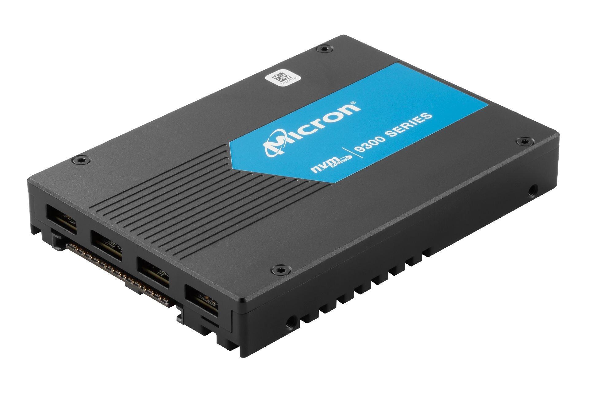 Image 1 : SSD Micron 9300 : jusqu'à 15 To à hautes performances pour les serveurs !