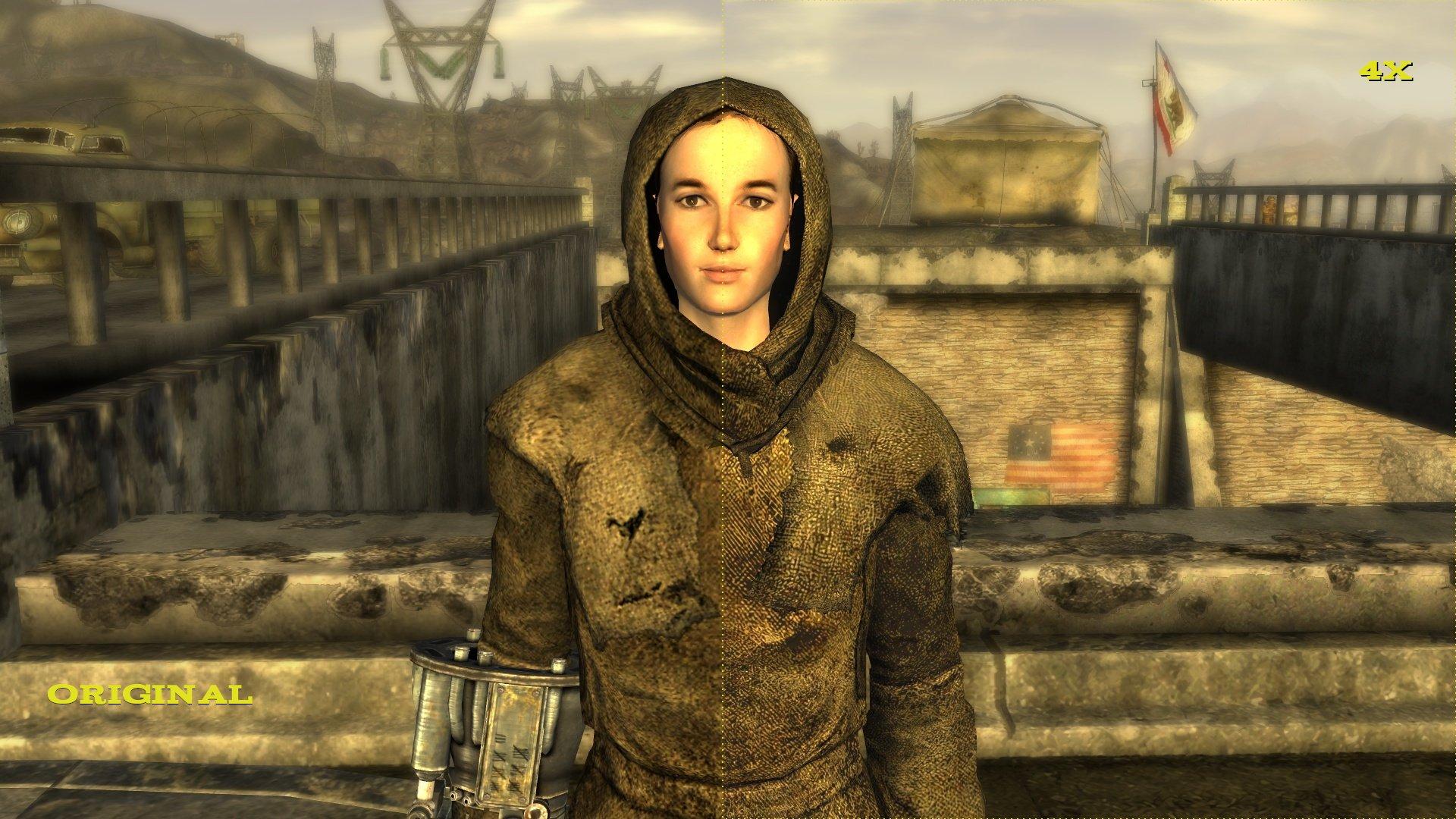 Image 14 : L'IA améliore plus de 13 000 textures dans Fallout : New Vegas et ses DLC !