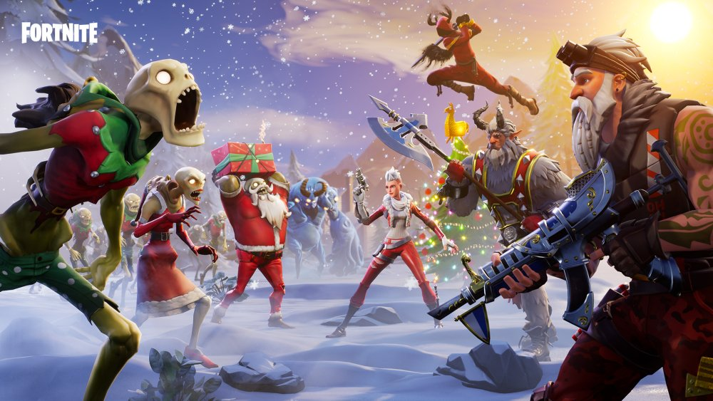Image 1 : Epic Games : Fortnite pousse certains développeurs à bout