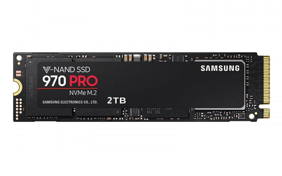 Image 3 : Samsung lance son SSD 970 Pro en version 2 To pour environ 1000 euros