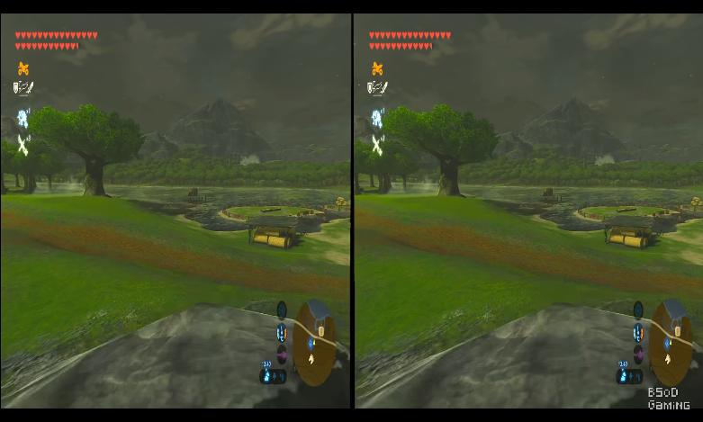 Image 1 : Vidéo : Zelda Breath of the Wild jouable en réalité virtuelle sur PC !