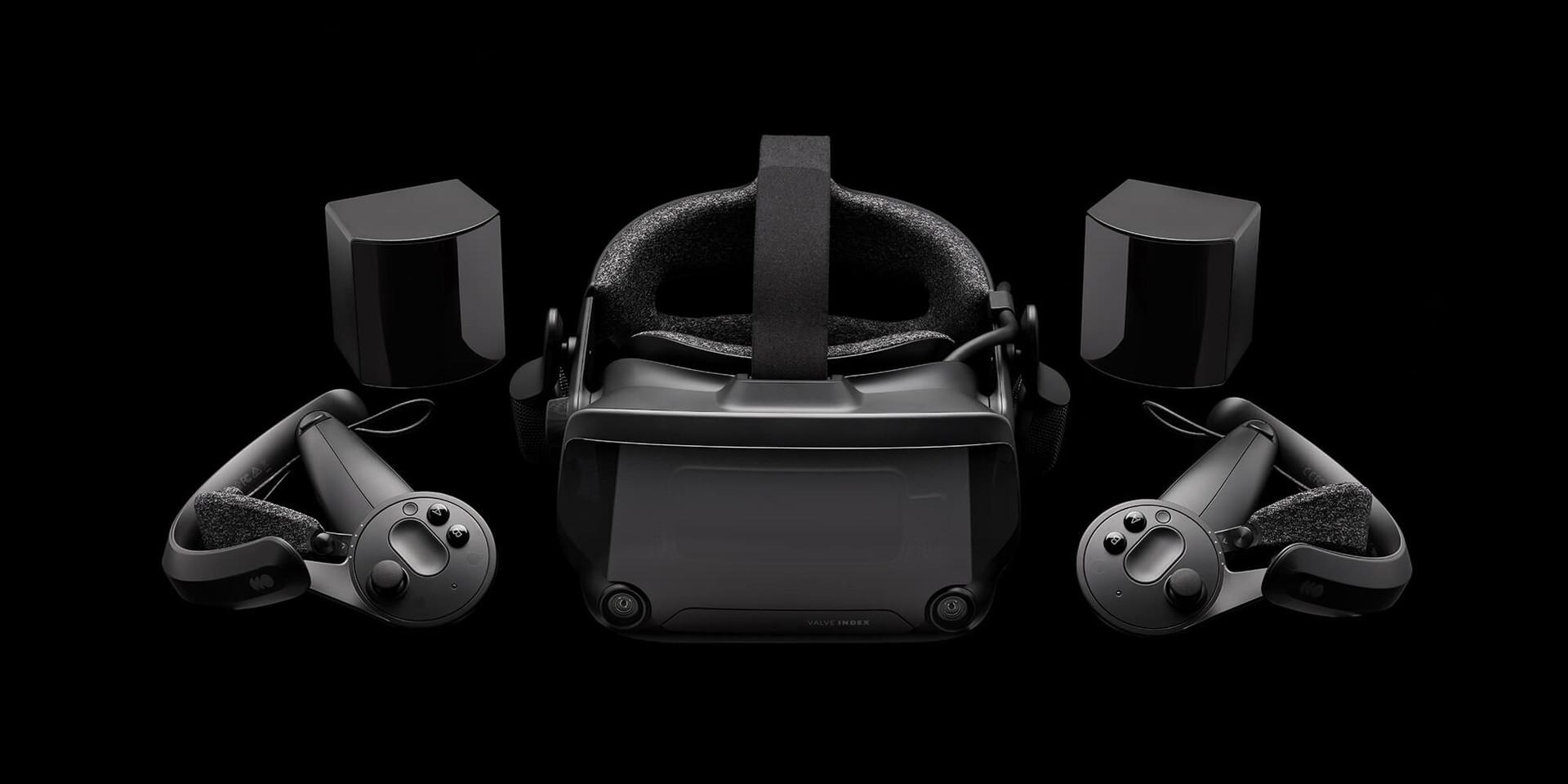 Image 2 : Tous les détails sur le casque VR Index de Valve