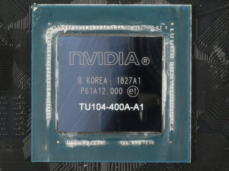 Image 1 : GPU NVIDIA TU106-410 et TU104-410 : fin des puces non-A et overclocking pour tous ?