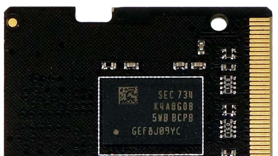 Image 1 : Samsung stoppe la production des puces mémoires B-die