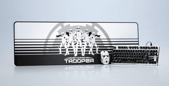 Image 1 : Star Wars sert d'inspiration à Razer pour des périphériques