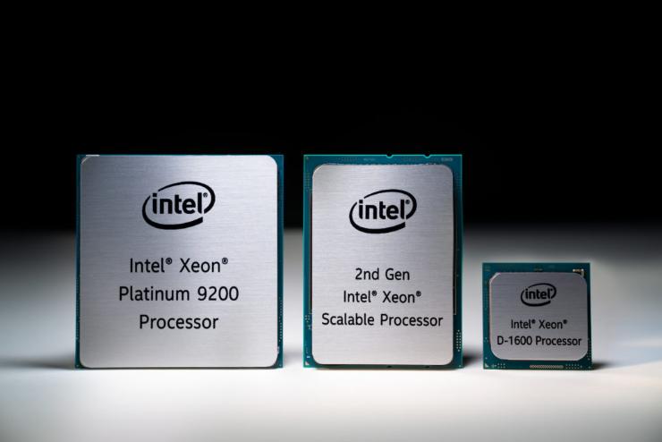 Image 1 : Des infos sur les prochains Xeon Cascade Lake-W