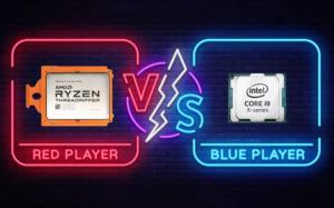 Image 2 : Parts de marché CPU : AMD en nette hausse face à Intel !