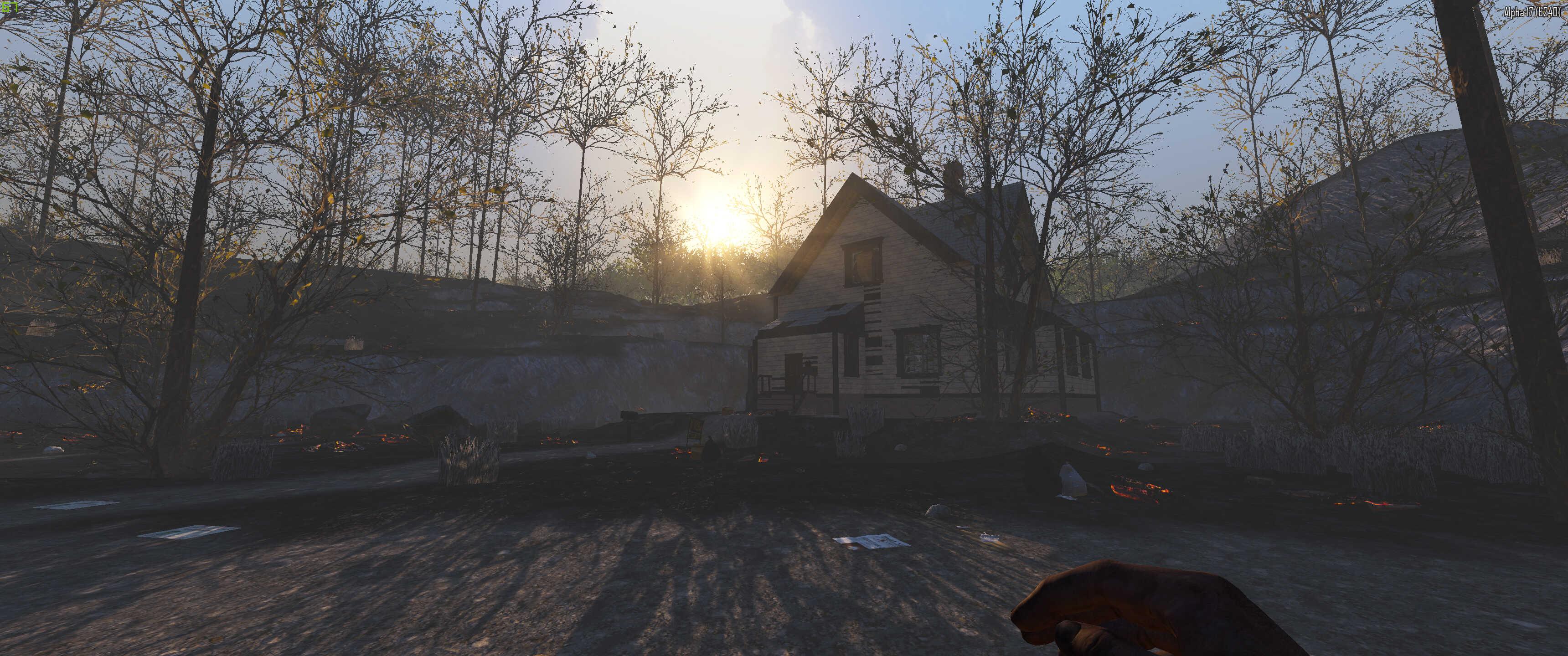 Image 1 : Lifting graphique salvateur pour le jeu 7 Days to Die