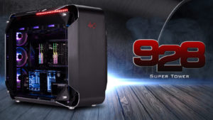 Image 4 : InWin 928 Super Tower : le boîtier à 1000 dollars !