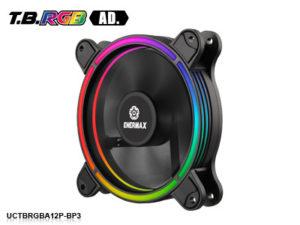 Image 2 : Enermax : les ventilateurs T.B. RGB deviennent configurables