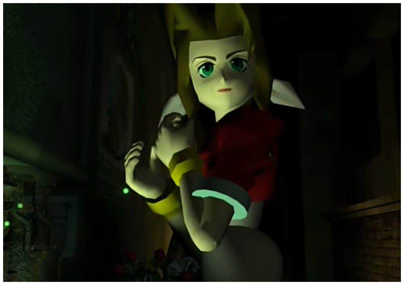 Image 1 : Final Fantasy VII Remake : les graphismes comparés plus de vingt ans après