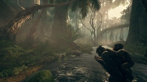 Image 1 : Vidéo : très jolie démo de gameplay pour Ancestors The Humankind Odyssey