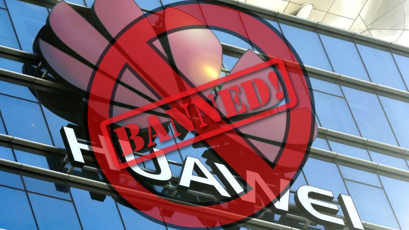 Image 1 : Liste des fabricants excluant ou non Huawei : AMD et NVIDIA restent silencieux