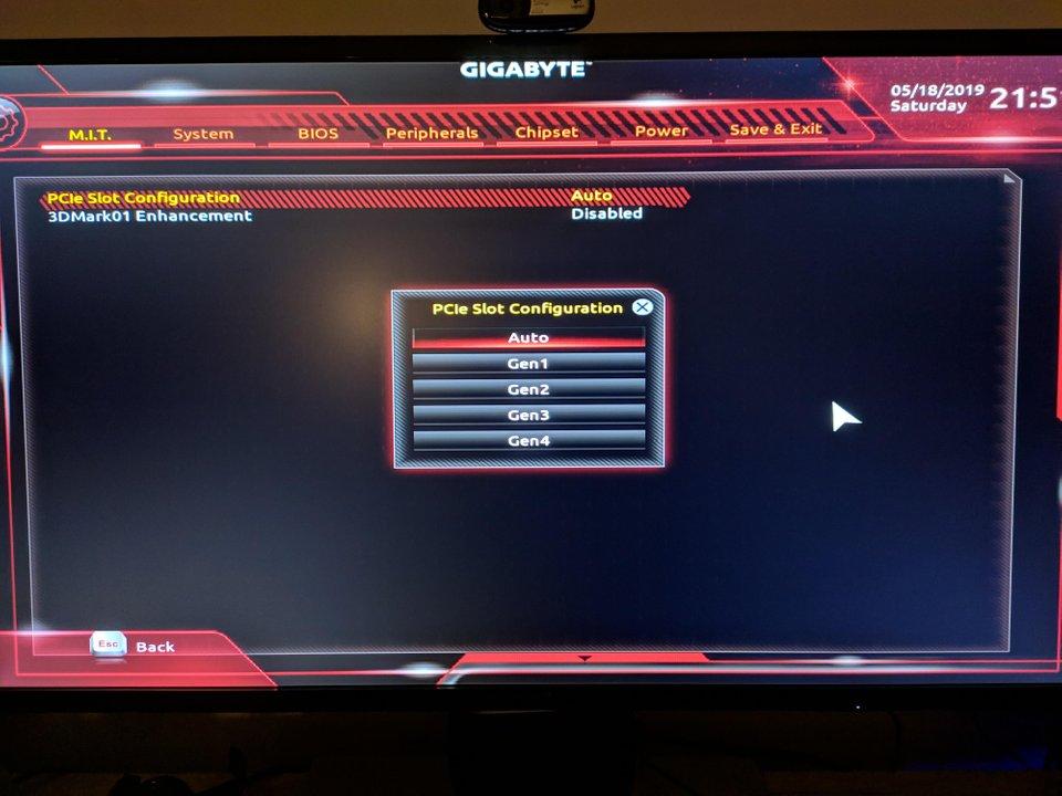 Image 1 : Gigabyte confirme la prise en charge du PCIe 4.0 sur ses cartes mères X470 et B450
