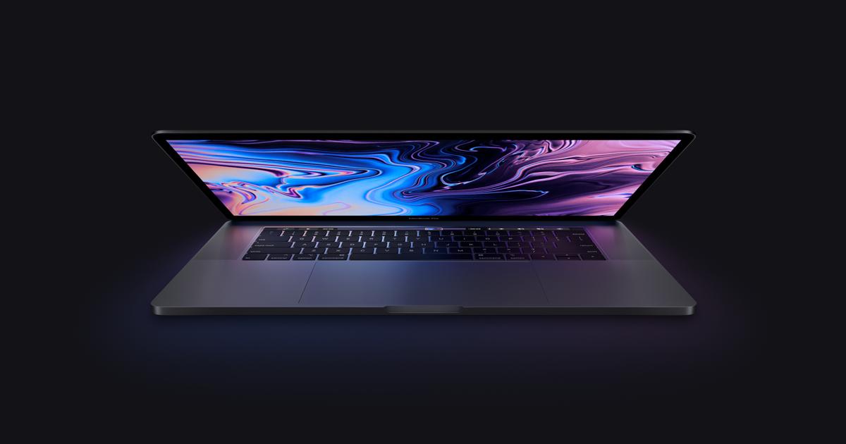Image 1 : Nouveaux MacBook Pro : Core i9 à huit cœurs, et clavier corrigé