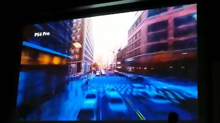 Image 1 : Playstation 5 : démo du chargement ultra-rapide, et une pointe de ray tracing ?