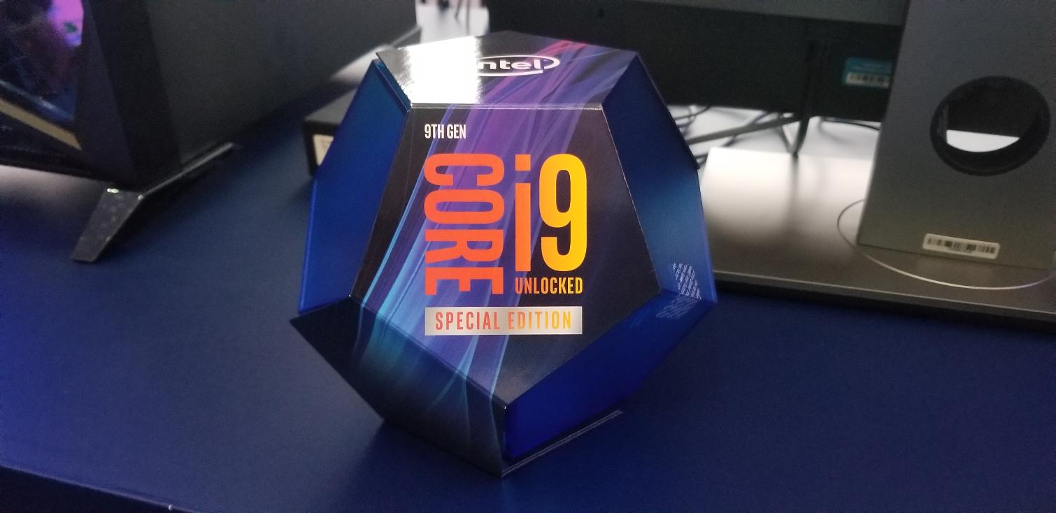 Image 1 : Computex : Core i9-9900KS, Intel en est réduit à l'overclocking d'usine !