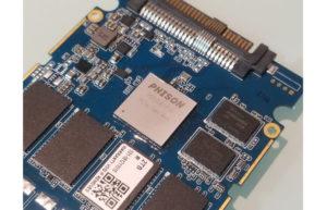 Image 1 : Gigabyte : un SSD PCIe 4.0 M.2 qui monte à 5 Go/s