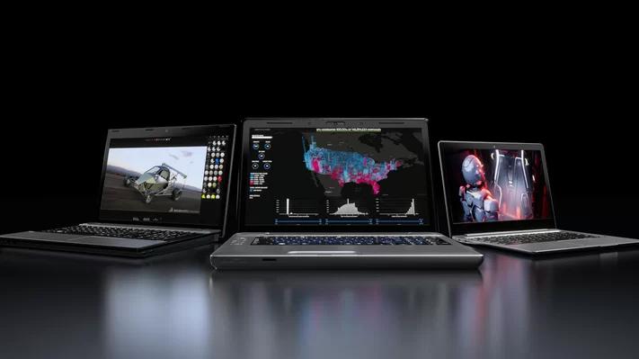 Image 1 : Computex : NVIDIA présente ses Quadro RTX pour ordinateurs portables