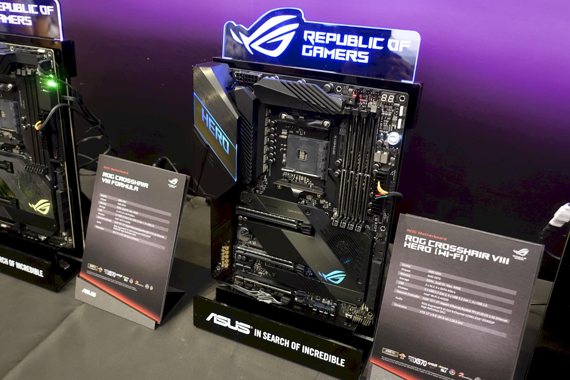 Image 1 : Computex : la plupart des ventilos pour chipsets AMD X570 seront semi-passifs