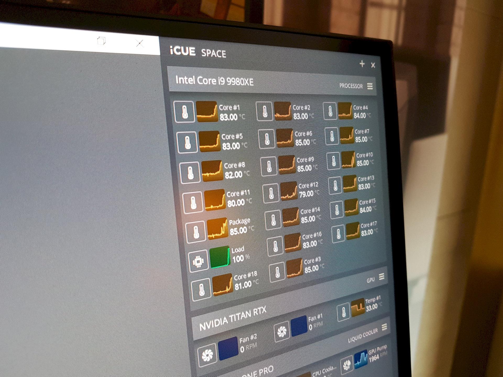 Image 2 : Computex : le fameux PC Corsair One s'arme d'une Titan RTX et un CPU 18 coeurs !