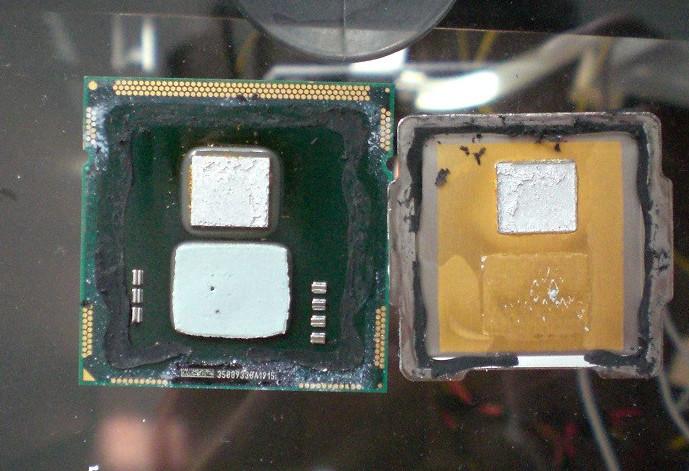 Image 1 : AMD : les Ryzen 3000 sont bien soudés à leur IHS