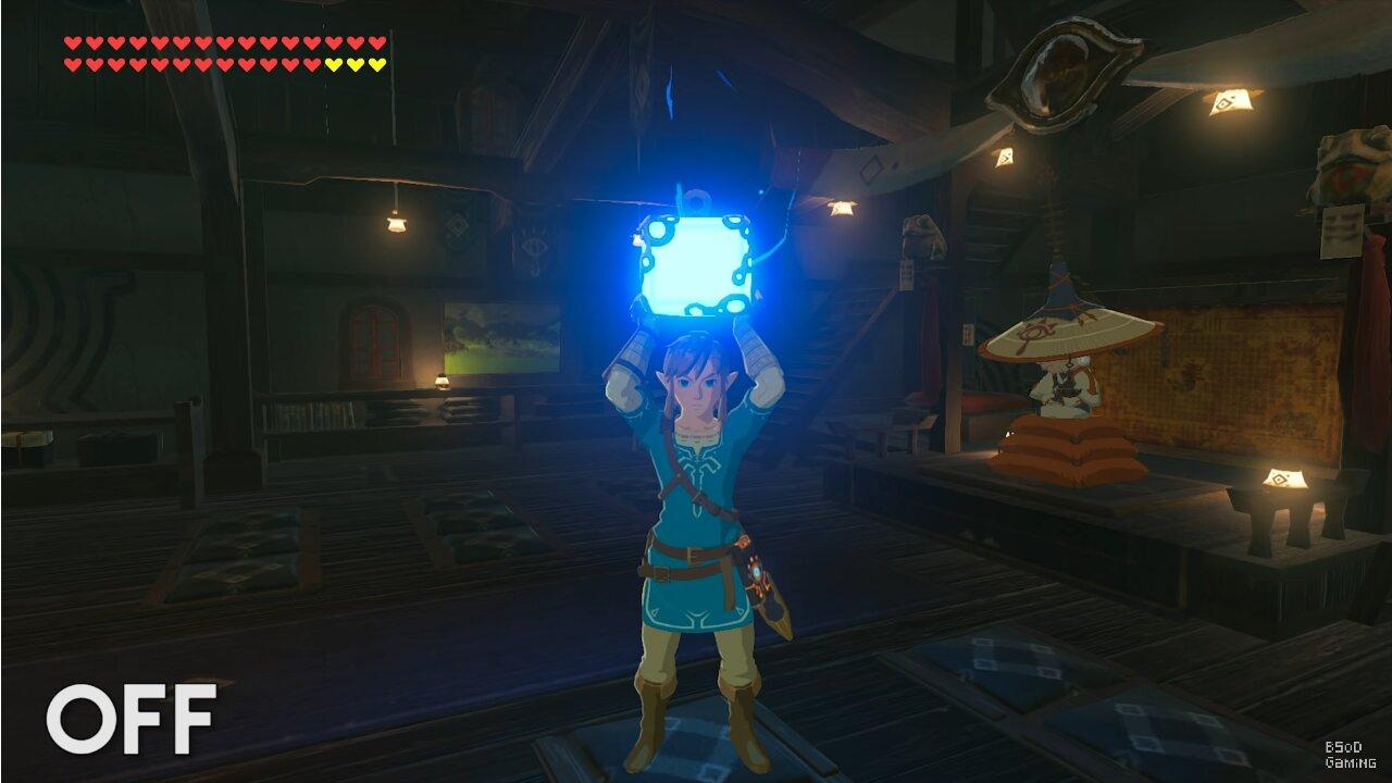 Image 1 : Vidéo : le path tracing s'attaque à Zelda et Mario Kart !