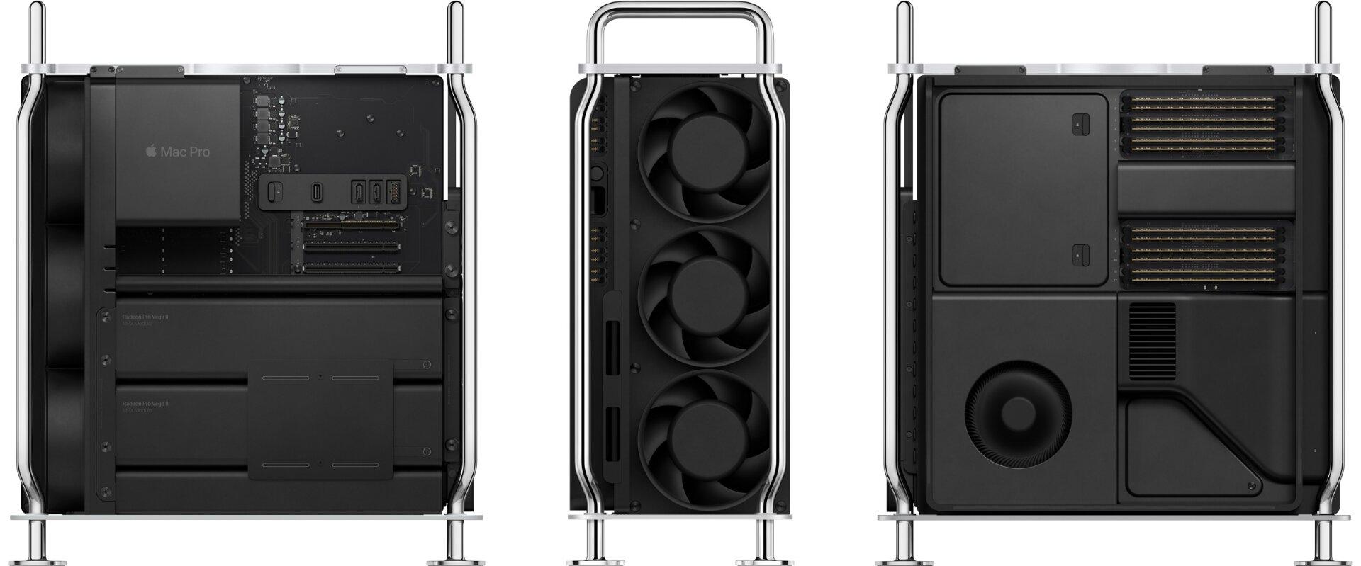 Image 2 : Retour aux sources pour le nouveau Mac Pro d'Apple
