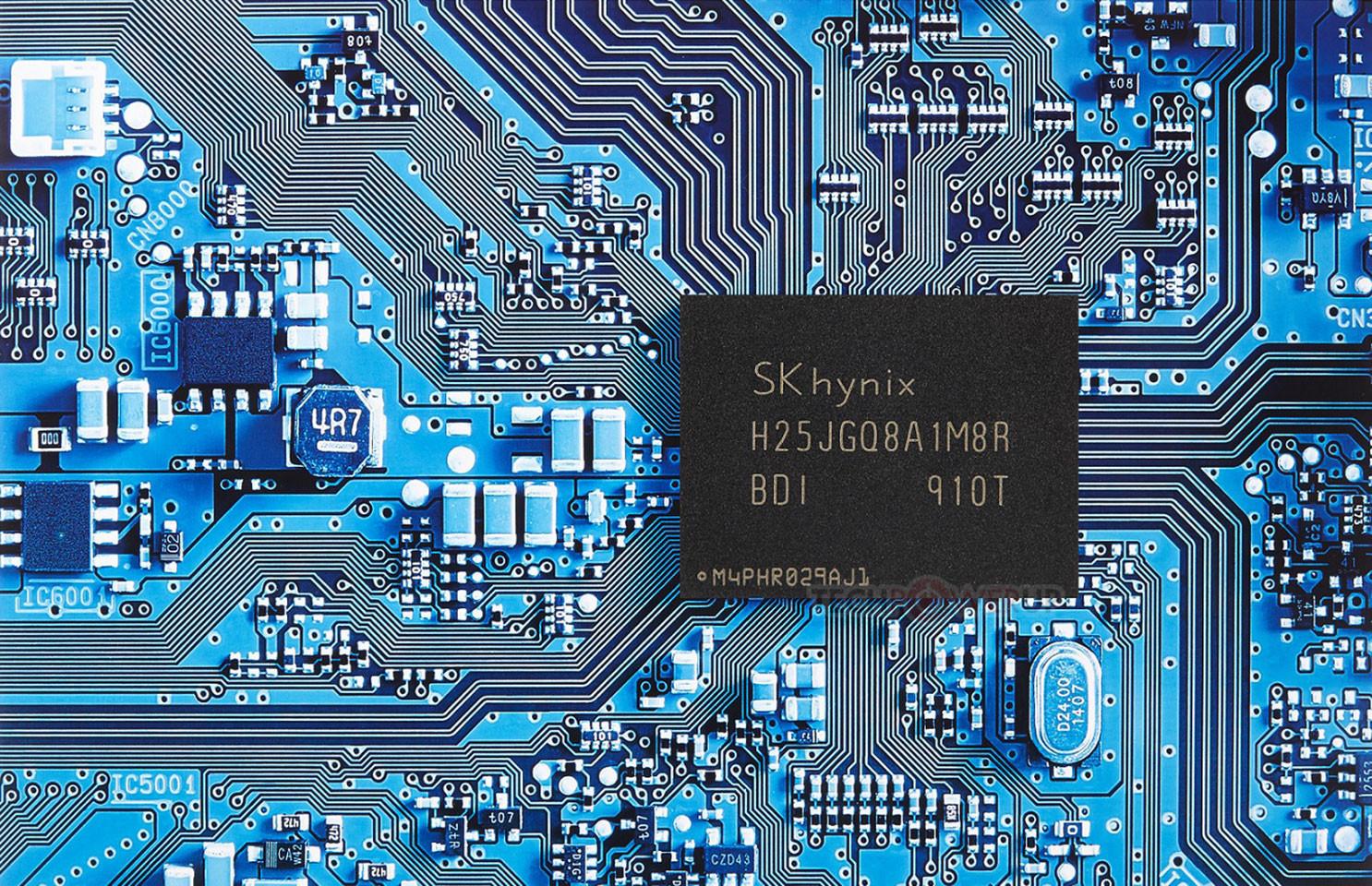Image 1 : Les fabricants accélèrent la transition vers la mémoire 3D NAND 128 couches