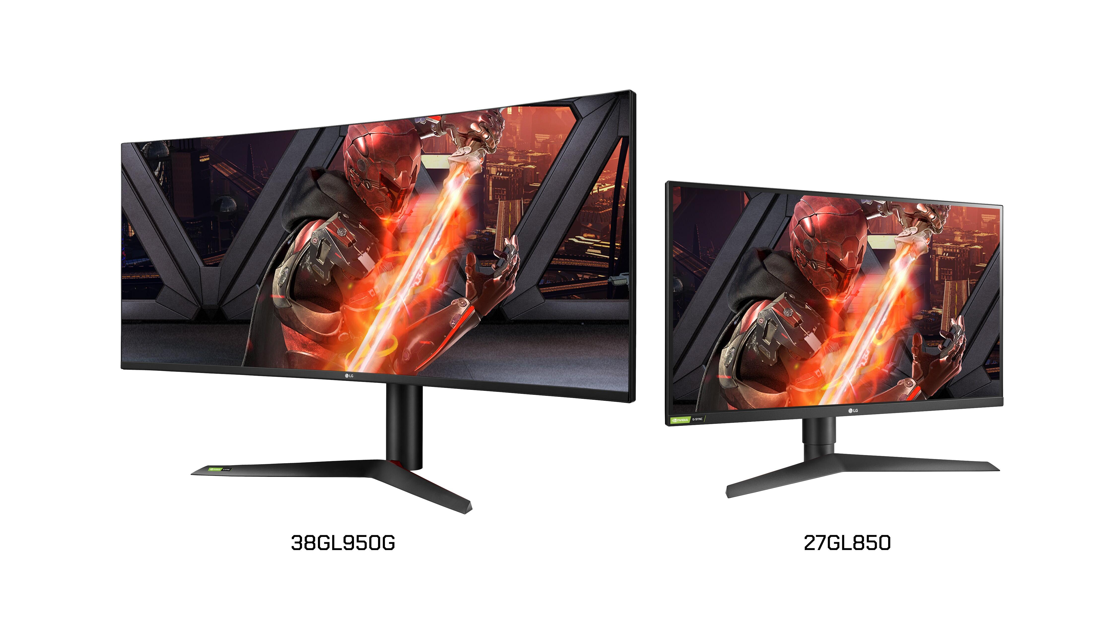 Image 1 : LG : un second écran gaming Nano IPS 1 ms gris à gris, en 38 pouces G-Sync !