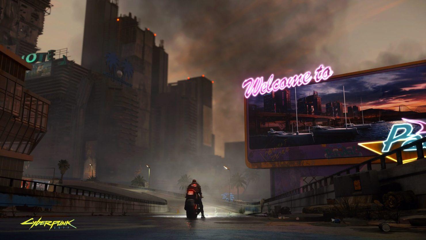 Image 2 : Du ray tracing pour Cyberpunk 2077 : premières images en mode 'RTX On'