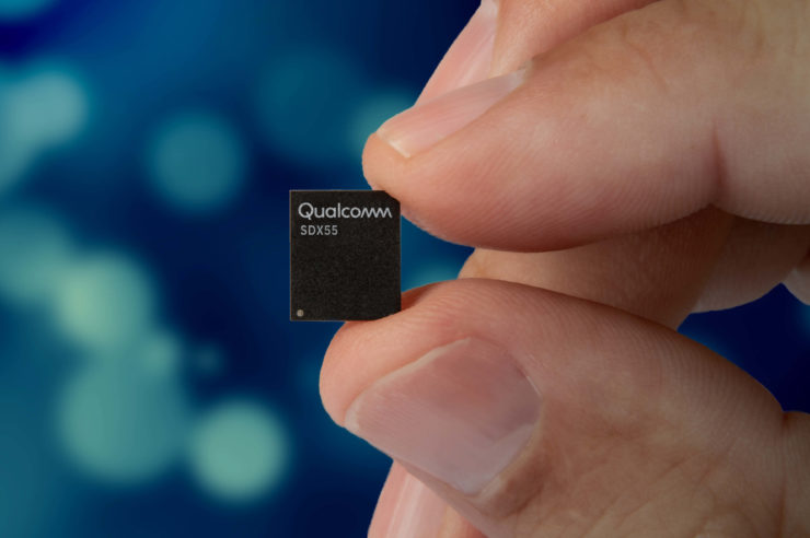 Image 1 : Snapdragon 865 : RAM LPDDR5X et modem 5G intégré au programme