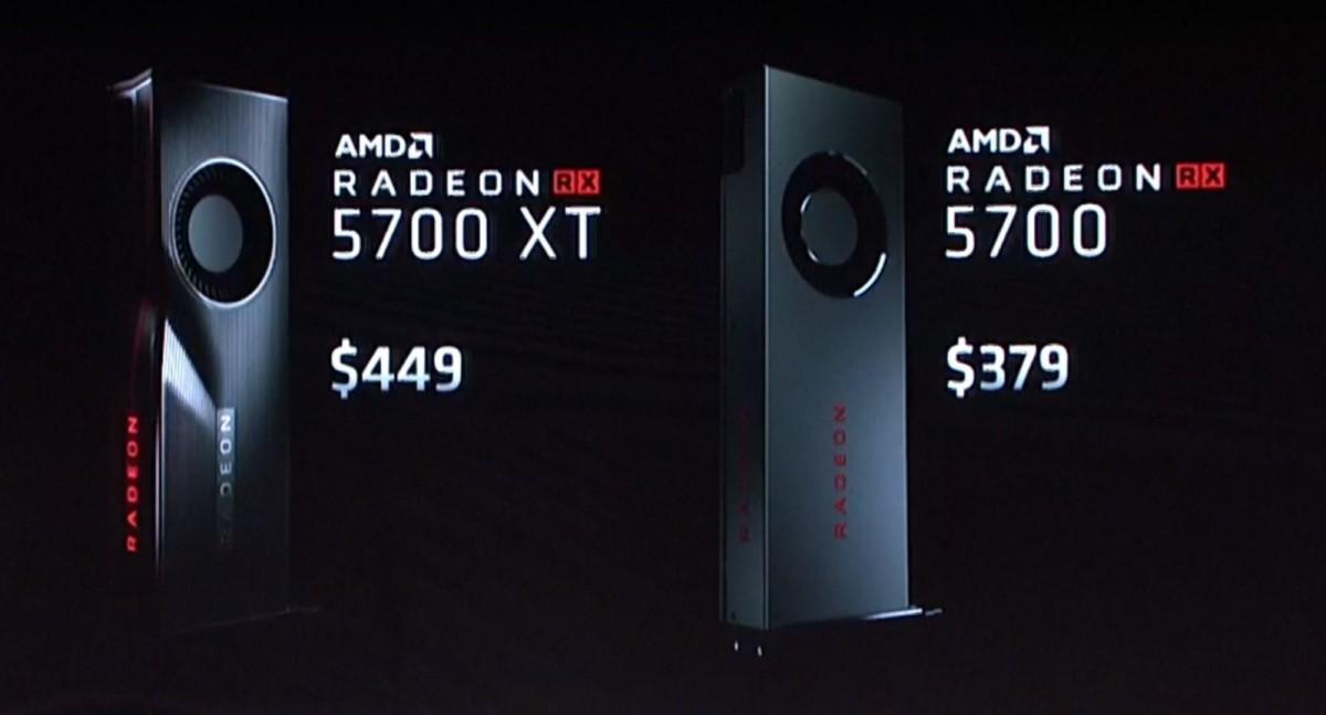 Image 1 : Ryzen 3000 et Radeon RX 5700 : réelle dispo assurée, des prix présumés en euros