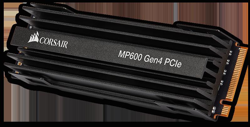 Image 1 : SSD PCIe 4.0 Corsair MP600 : des prix pour les versions 1 To et 2 To