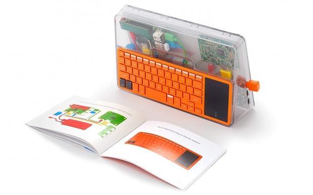 Image 1 : Un PC à monter pour les enfants, la bonne idée de Microsoft et Kano