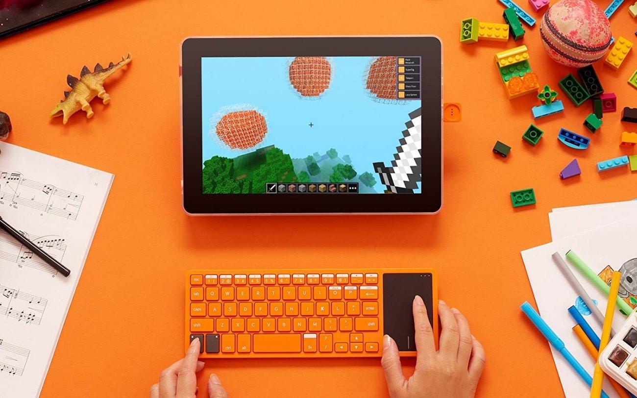 Image 2 : Un PC à monter pour les enfants, la bonne idée de Microsoft et Kano