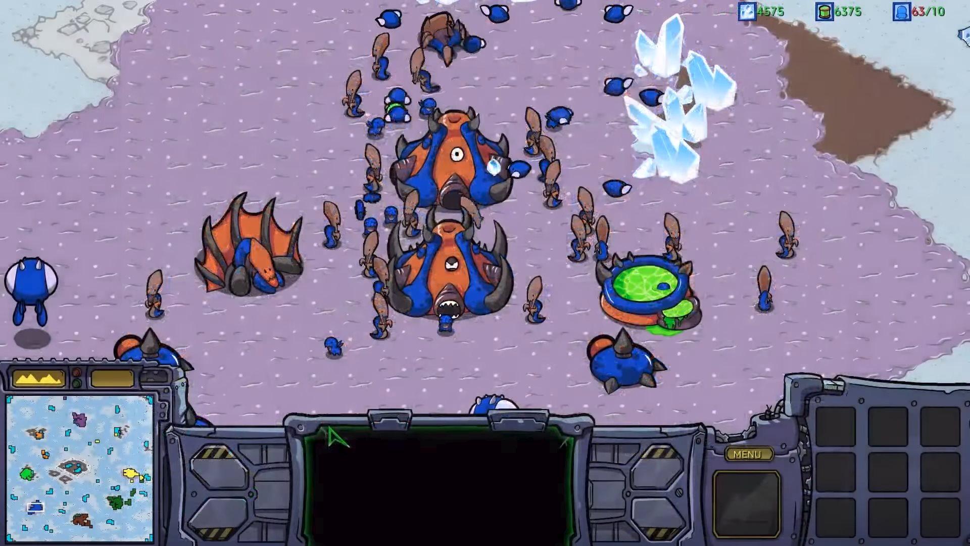 Image 2 : Vidéo : vous pourrez jouer à StarCraft en version dessin animé dès le 10 juillet