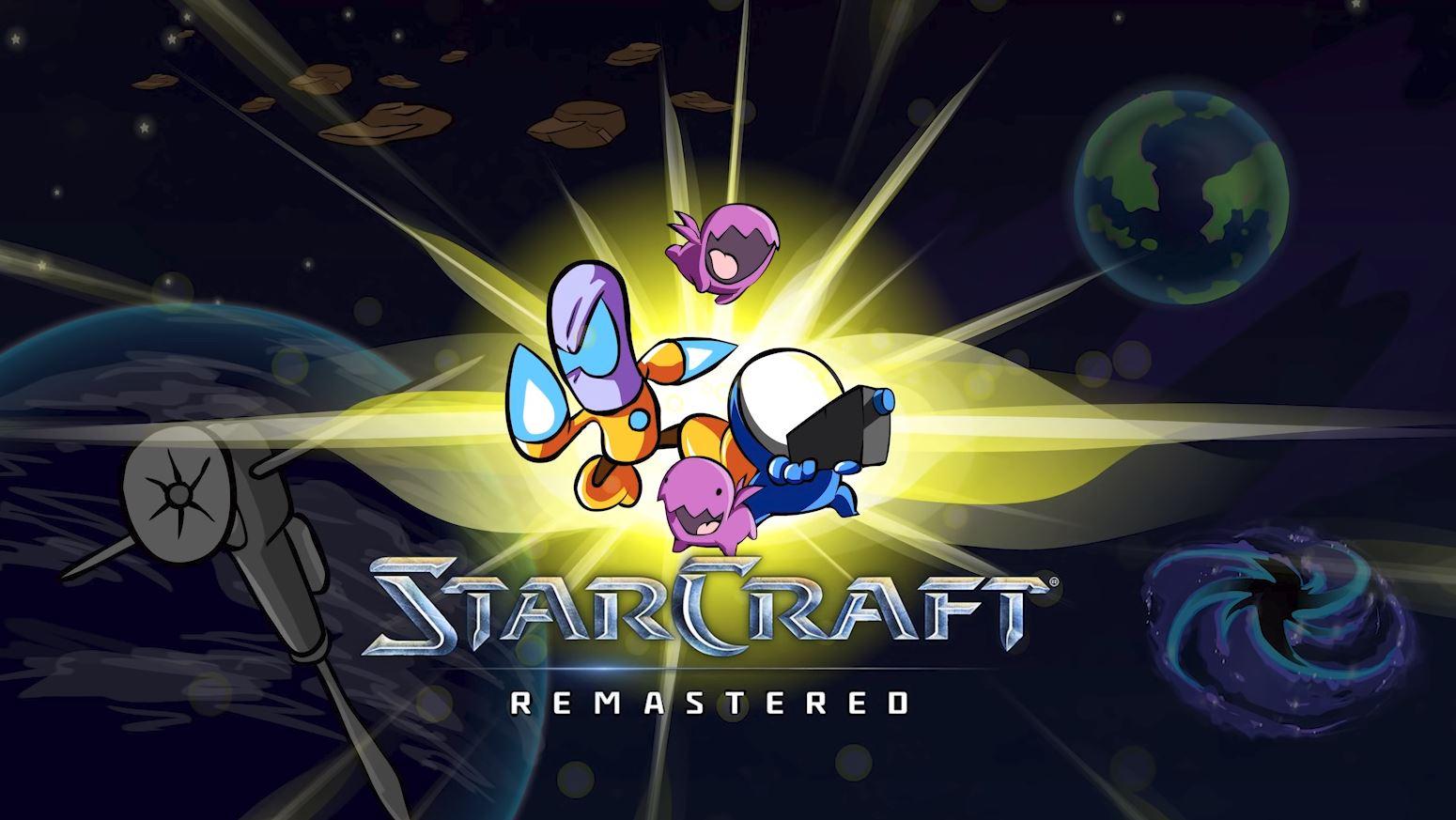 Image 3 : Vidéo : vous pourrez jouer à StarCraft en version dessin animé dès le 10 juillet